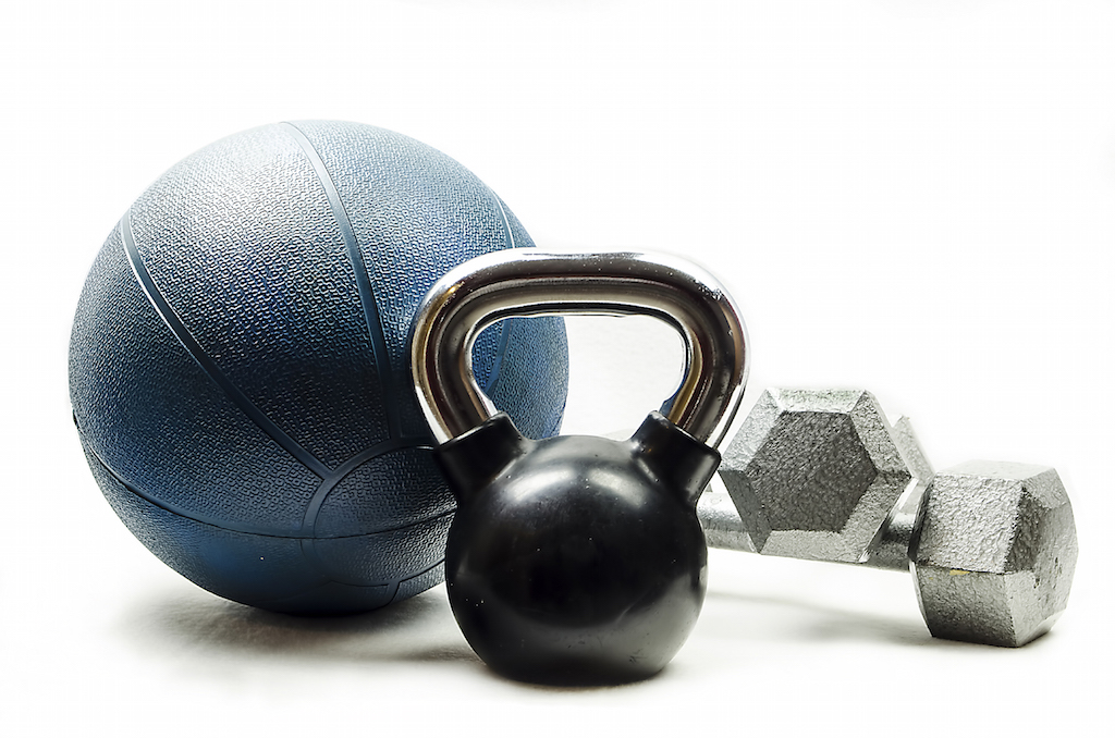 FitPoint Fit Point Ann Arbor Weight Training Personal Training Medicine Ball Kettlebell